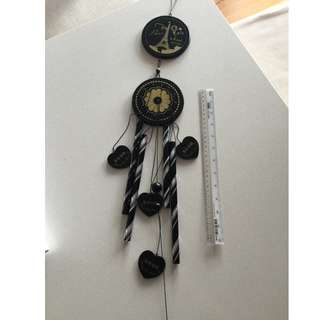 Beautiful soft sounding wind chime for the patio or garden