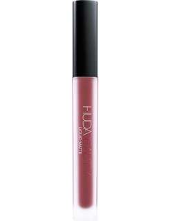Huda Beauty liquid lipstick