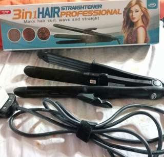 JML 3in1 Hair Straightener