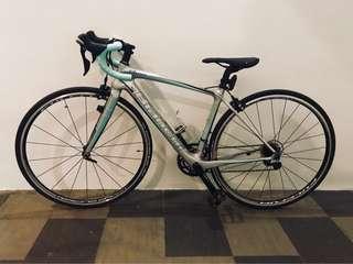 Intenso Dama Bianca 2017 size 47 (complete bike)