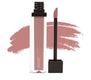 Jouer Long Wear Lip Crème Liquid Matte Lipstick - Terra Nude