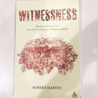 Witnessness