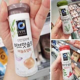 🚚 6/20收單🔥韓國 --象牌調味鹽-52g