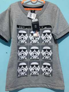 ORIGINAL STARS WARS X NEVADA T-SHIRT