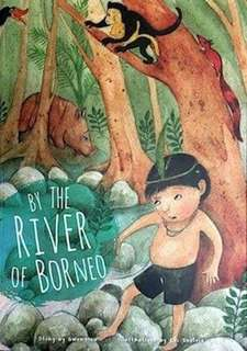 By the river of Borneo