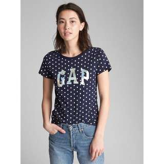 100% Authentic GAP women horizontal line shirt