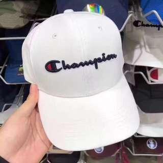 Champion Universal Sex Cap 100% Authentic