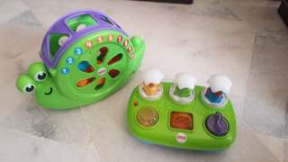 Fisher Price Toys - Bundle 2 in 1