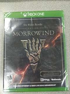 Xbox One The Elder Scrolls Morrowind Sealed Brand New