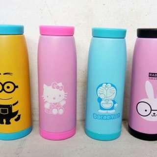 pd Termos air minum karakter