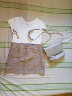 Brown skirt ♥
