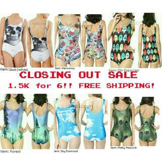 MONOKINI BUNDLE