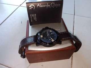 Jam tangan pria second mewah