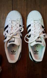 Adidas superstar ice white