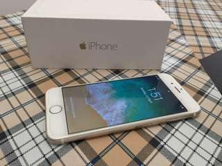Iphone 6 MYset lady user 64gb gold