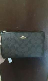 Original Coach Large Wristlet F58695