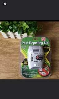 (2個/2pieces) 家居驅蟲器220V圓插 (elecone系列) (家居健康系列) (包Buyup自取) (pest control repelling aid)