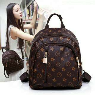 LV Style Backpack