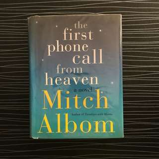 The First Phone Call From Heaven - 25% Off