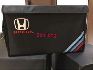 Car Logo Storage Box