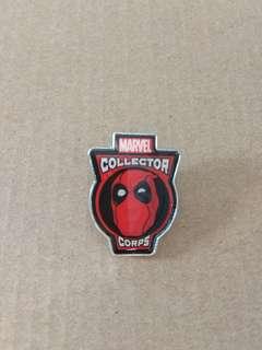 Marvel Deadpool pin
