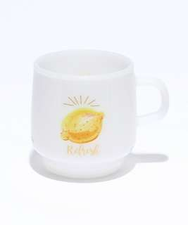 《Afternoon  Tea 💐》手繪風輕量水果杯 280ml  1組2入可混搭