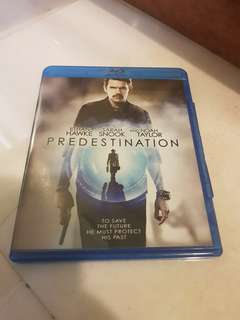 PREDESTINATION BLU RAY