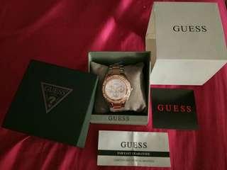 Jam tangan guess original new 100%