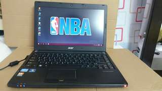 Acer core i5+500GB hdd+14 inch+Windows 10