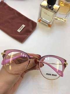 Miu Miu Prescription eyewear