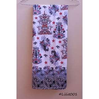 Rok kain batik lilit