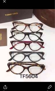 Tom Ford prescription eyeware