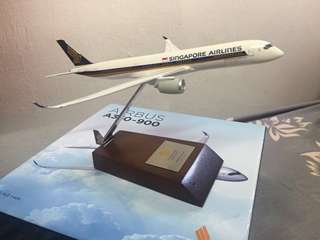 Airbus A350-900 Scale 1:400