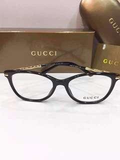 Gucci prescription eyeware