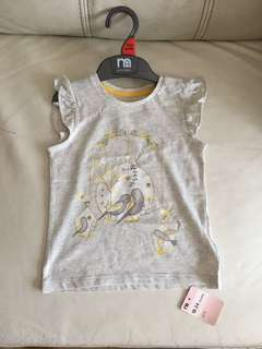 Mothercare girls top