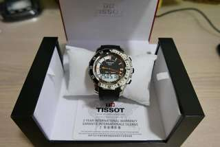 Tissot Sea Touch Divers Watch 天梭潛水錶