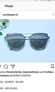 Kacamata silver import