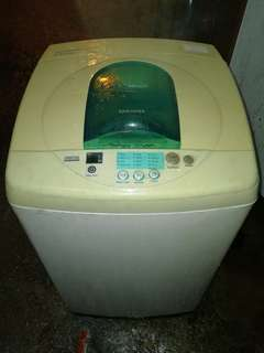 Samsung washing machine 6.8kg