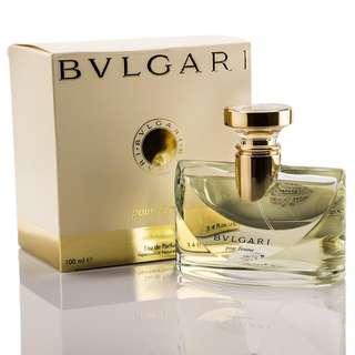 Parfum wanita Bvlgari Pour Femme 100ml