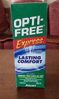 Alcon Opti free express multi-purpose disinfrction solution