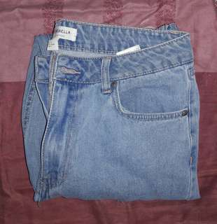 H&M x Coachella Mom Jeans
