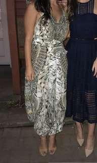 Camilla Wide Leg Jumpsuit