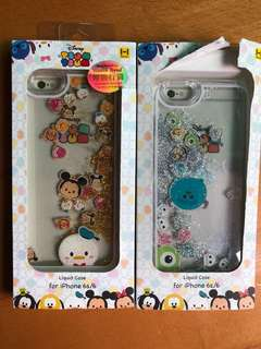 iPhone 6/6s Disney Tsum Tsum Liquid case