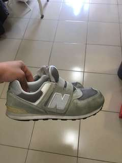🚚 NB new balance 574 大童鞋