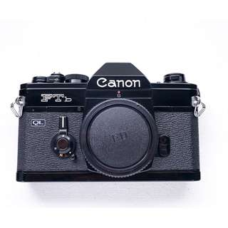 Canon FTb SLR film camera body