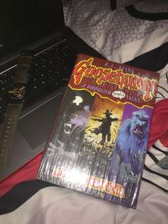 Goosebumps Comic 3 Stories