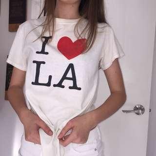 I love LA vintage shirt