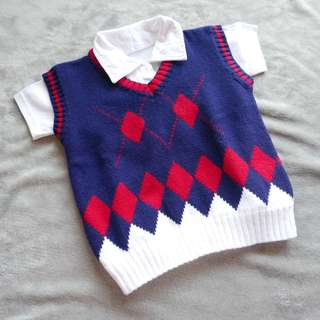 Sweater boy + daleman