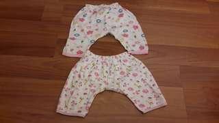 12-18m pants (2pcs)