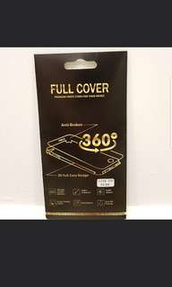 Samsung S8 tempered covered tpu